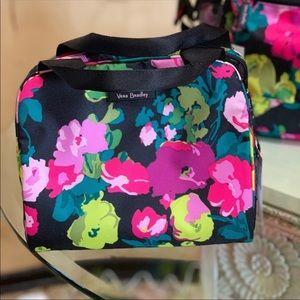 Vera Bradley floral lunch box